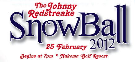 Johnny Redstreake SnowBall 2012