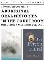 Aboriginal Oral Histories in the Courtroom: More Than a...