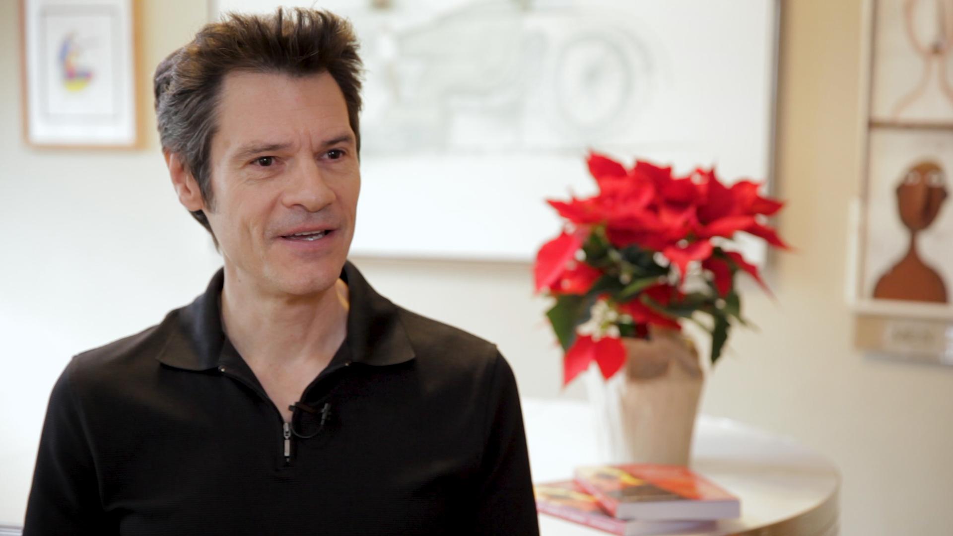 Mark Sanderson Film Courage Interview