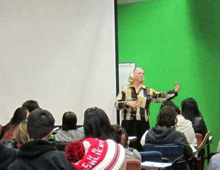 Pamela Jaye Smith Teaching