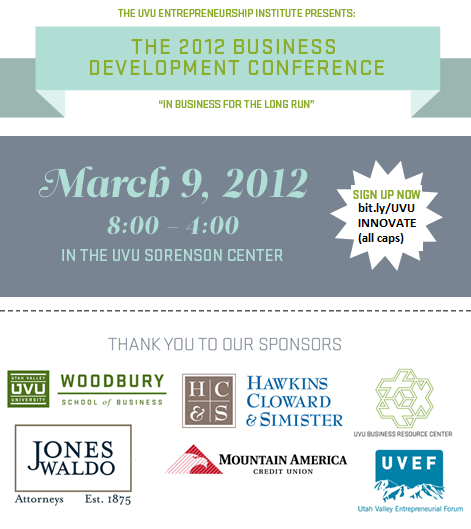 2012 Business Development Conference