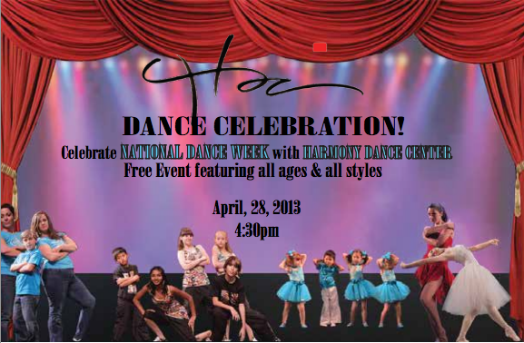 Postcard Dance Celebration