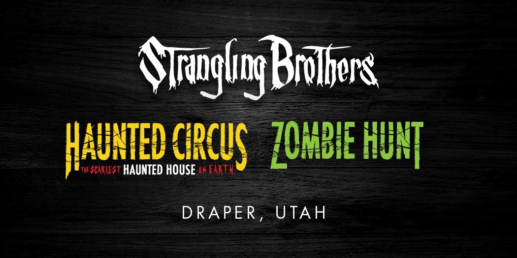 Utah Strangling Brothers Logo