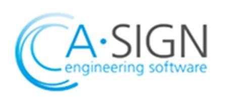A-SIGN Logo