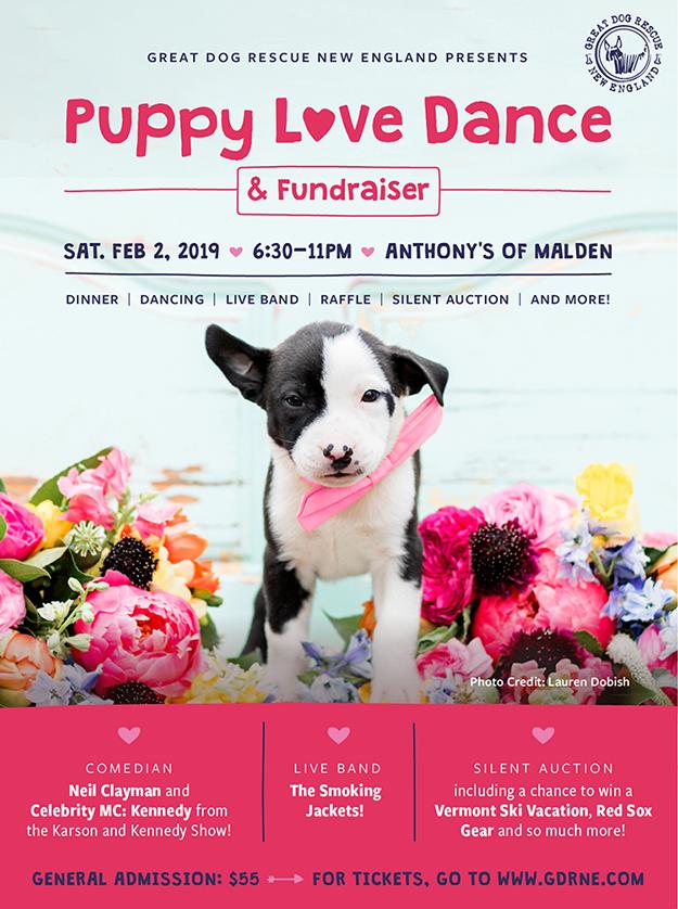 Puppy Love Flyer