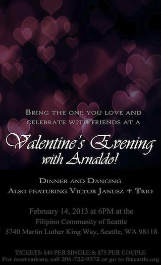 Valentines Cabaret 2013