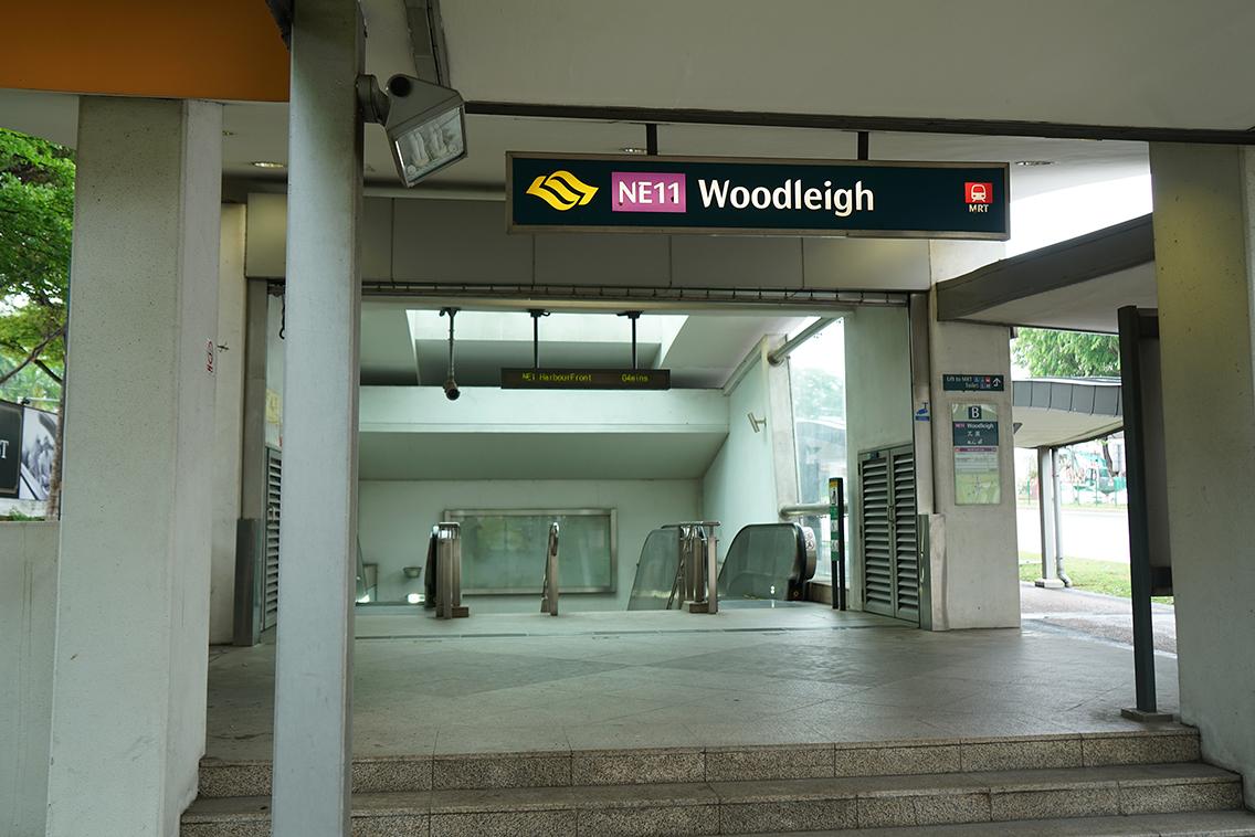 Woodleigh MRT