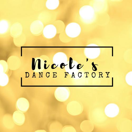 Nicole's Dance Factory Logo