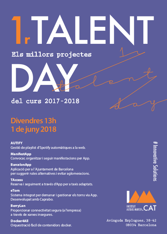 1r Talent Day