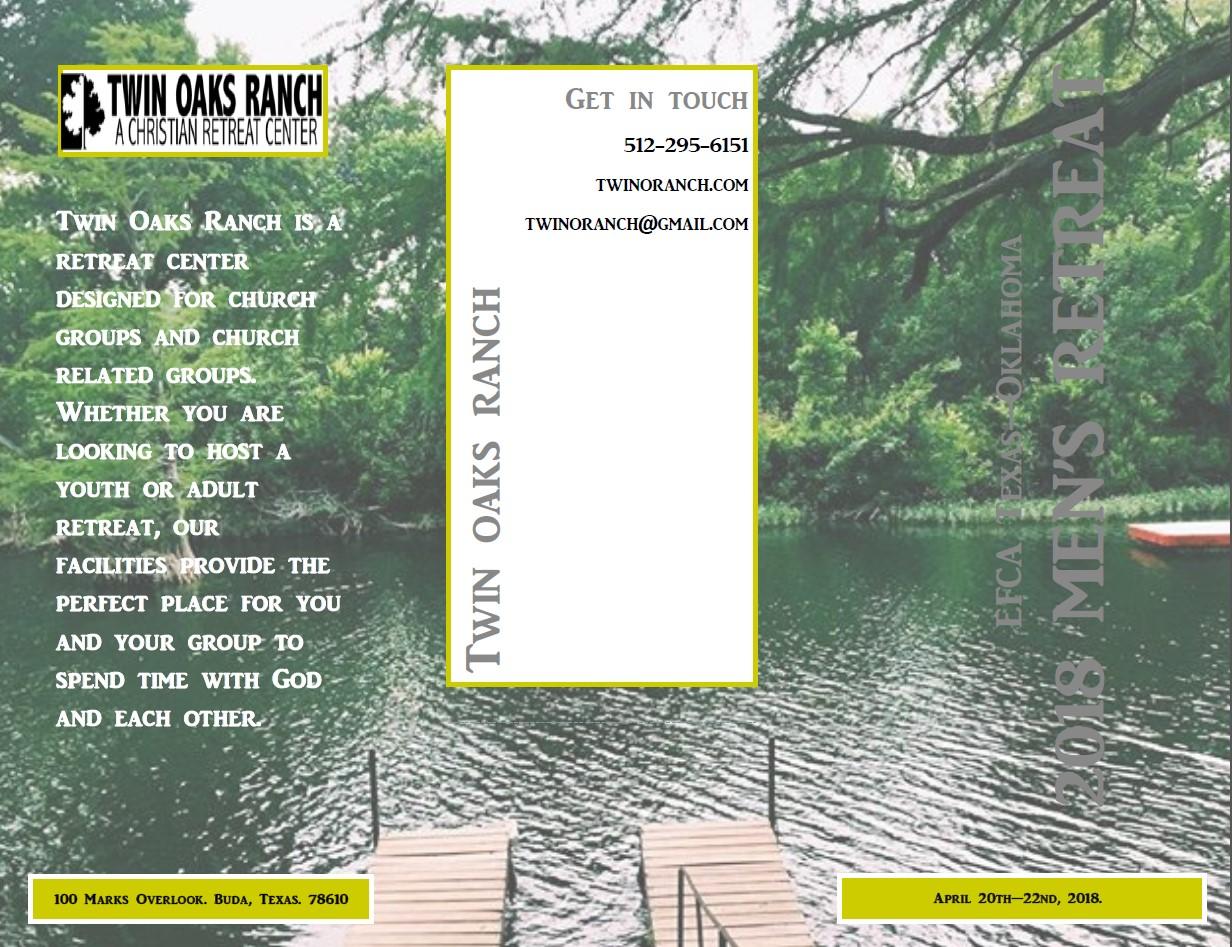 Retreat Brochure 1