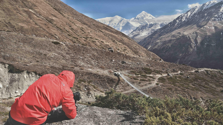 Yukee Ong at Nepal