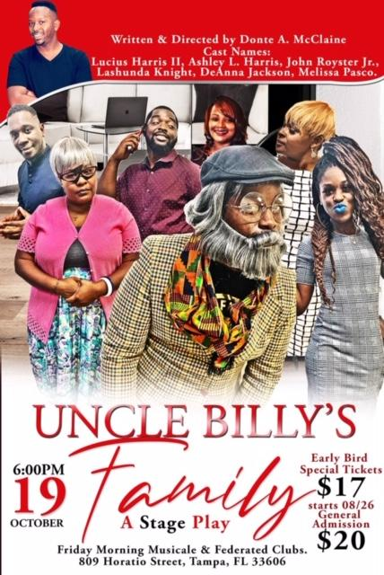 Uncle Billy's Family