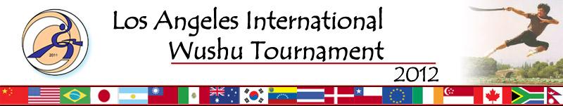 Los Angeles International Wushu Tournament 2012