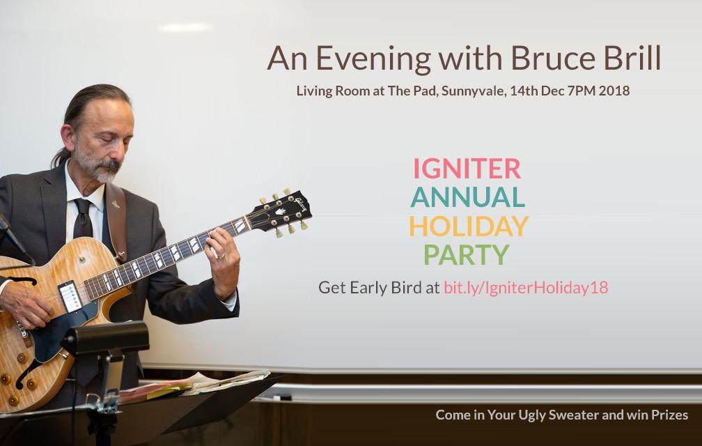 Bruce Brill Guitarist