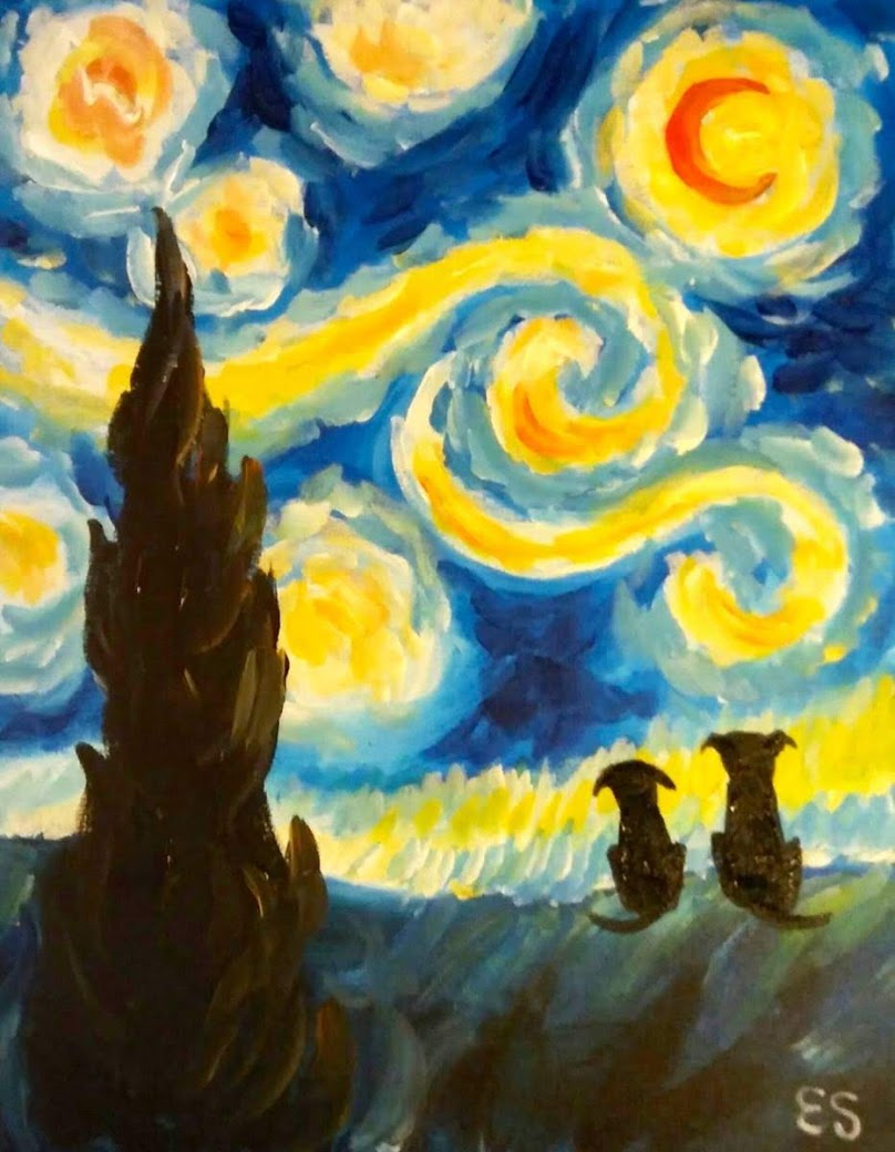 Starry Night Friends
