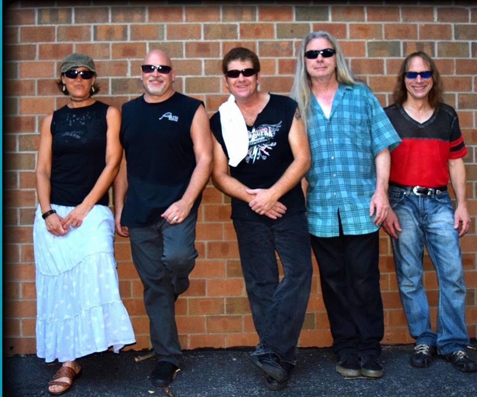 James Supra Blues Band with Sarah Ayers