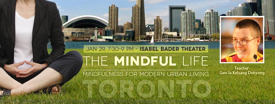 Public Talk Toronto