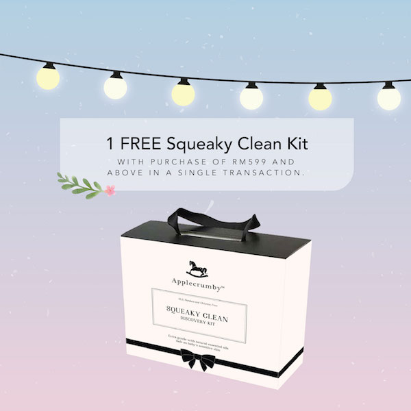 Squeaky Clean Discovery Kit