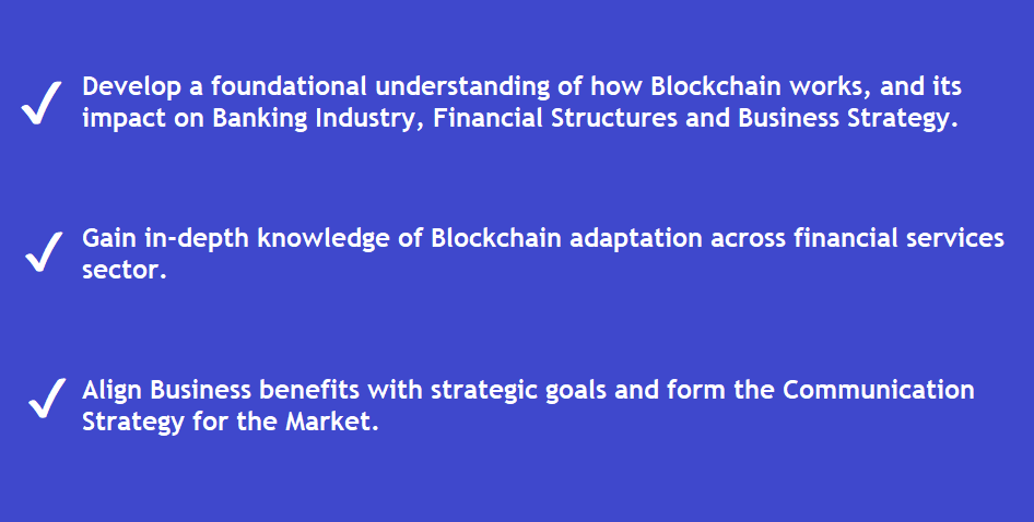 Blockchain & Crypto for Banking Industry (June)