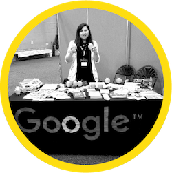 Maya Tudor - Tech Apprenticeships Program Manager @ Google