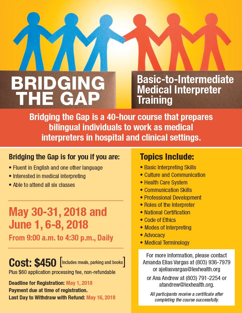 Bridging the gap basic to intermediate medical interpreter description 1betcityfo Images