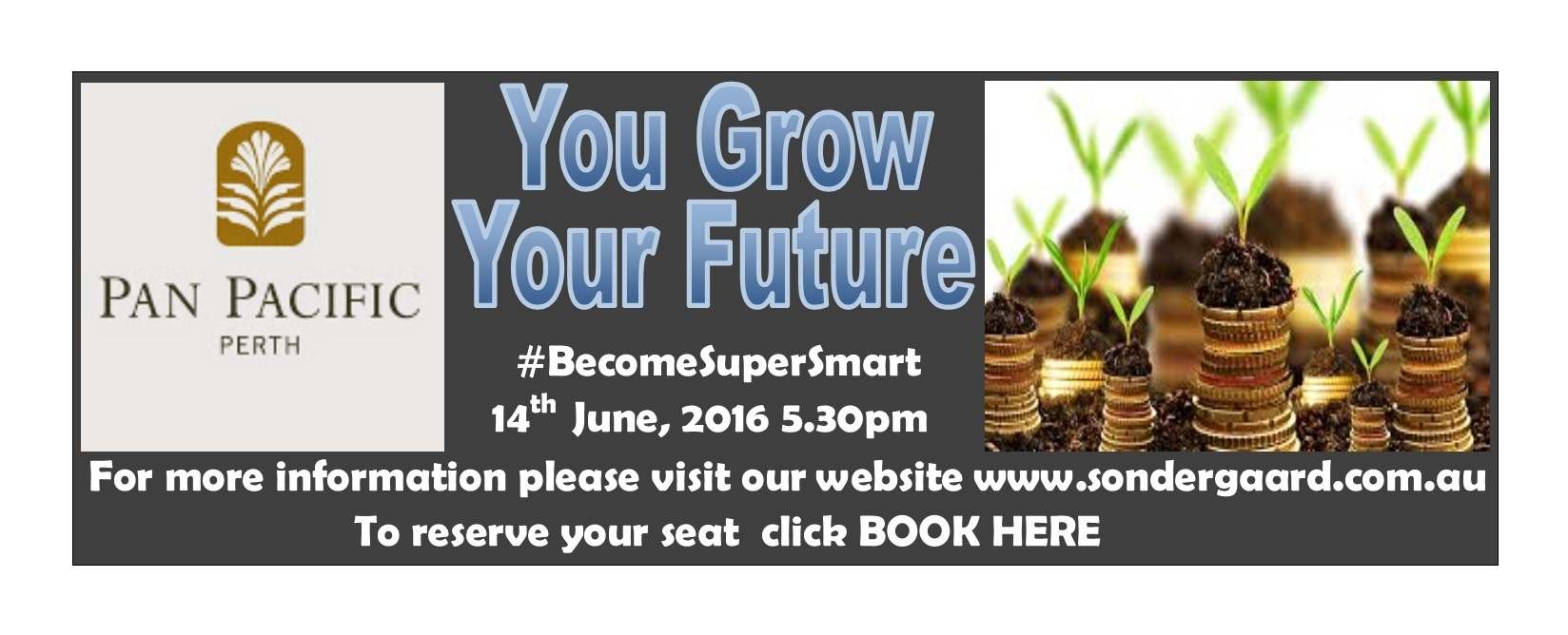 You Grow Your Future