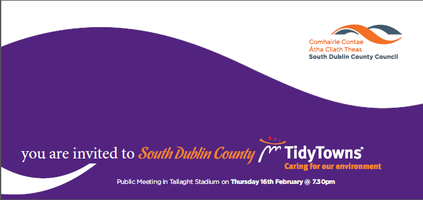 Tidy Towns Public Meeting