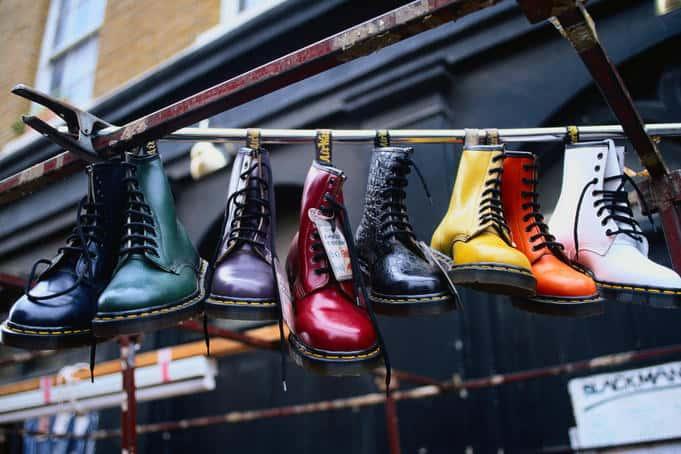 Doc Martens -Brick Lane - London