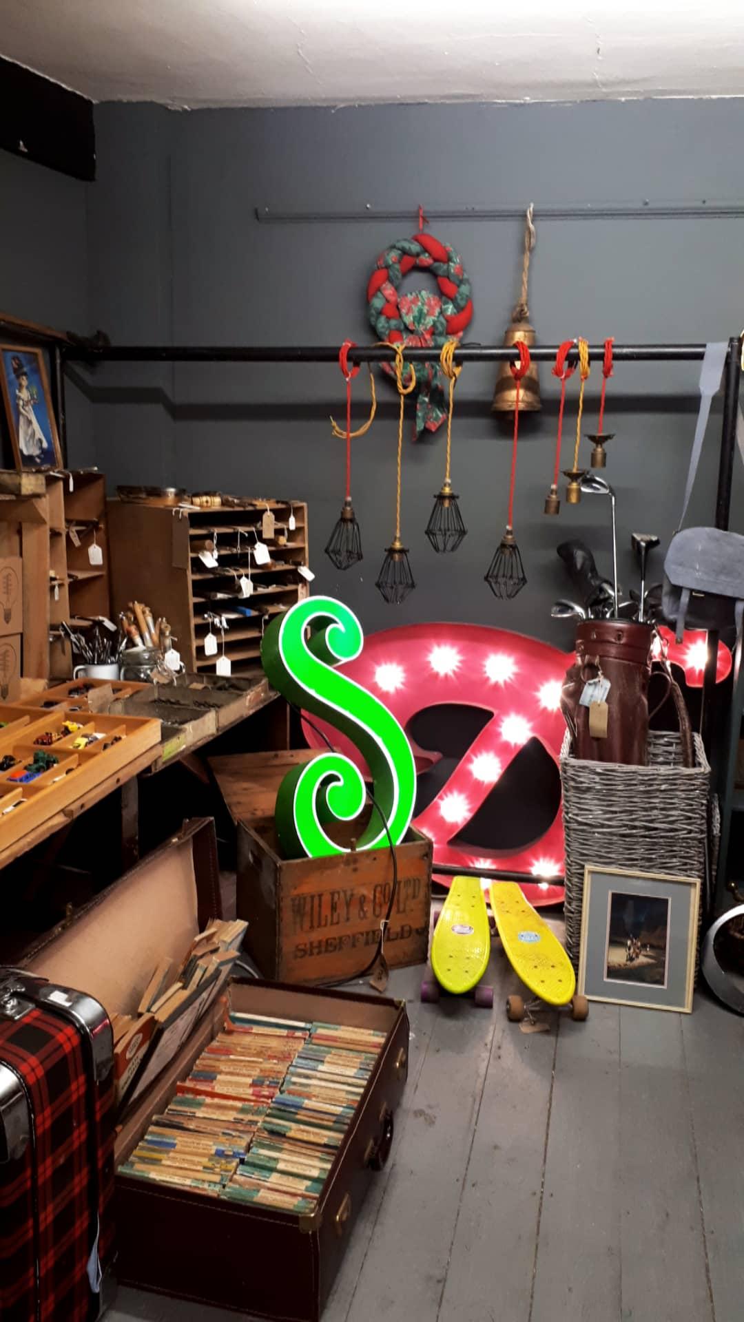 Cool Vintage Shops in Nottingham