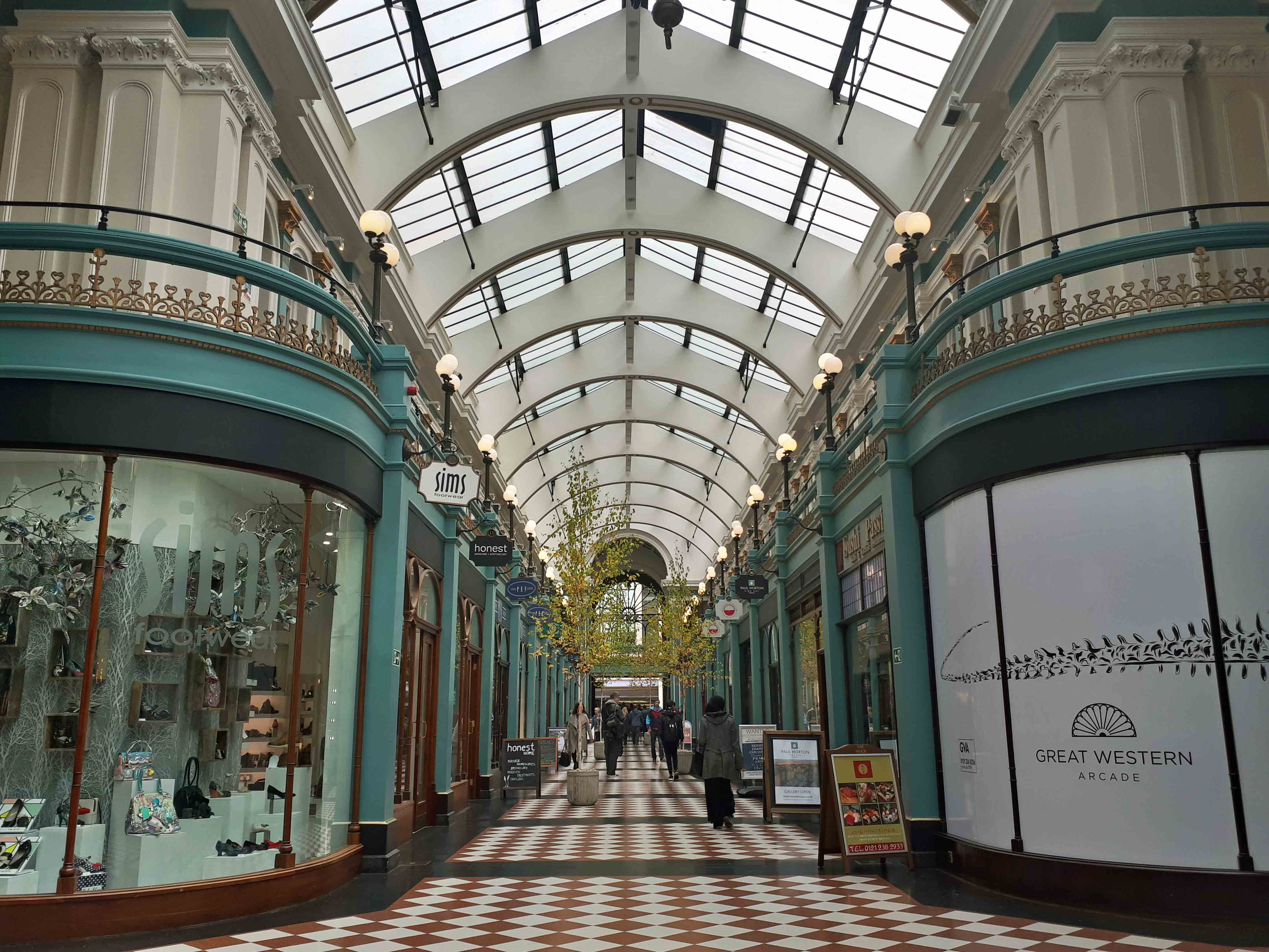Original Victorian Mall
