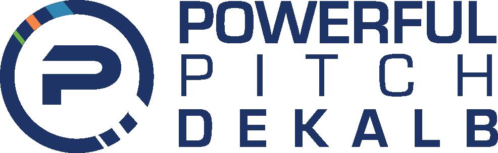 Powerful Pitch DeKalb Logo