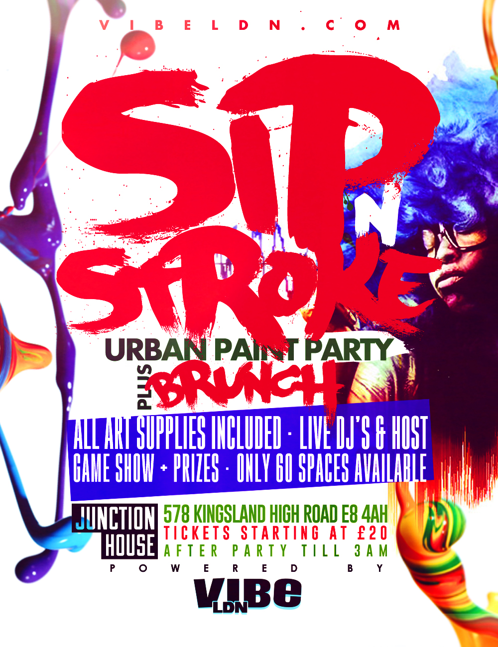 sip n stroke paint party