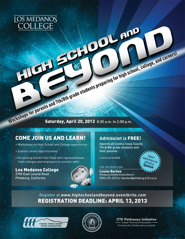 High School and Beyond event