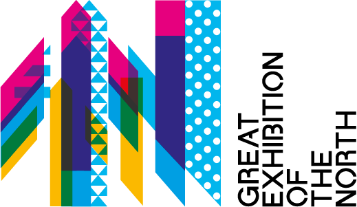 Great Exhibition of the North Logo