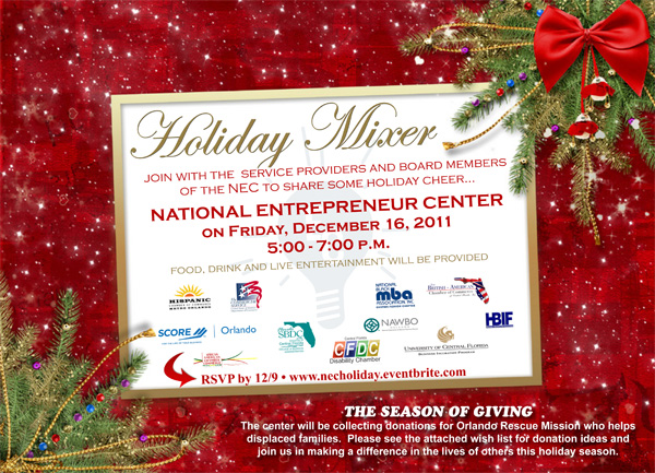 nec holiday mixer dec16