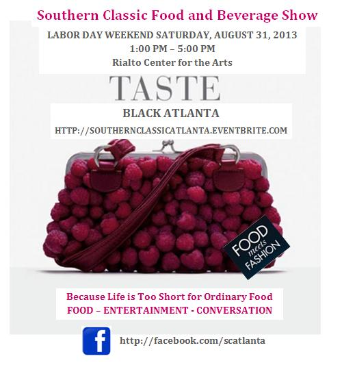 Southern Classic Food and Beverage Show