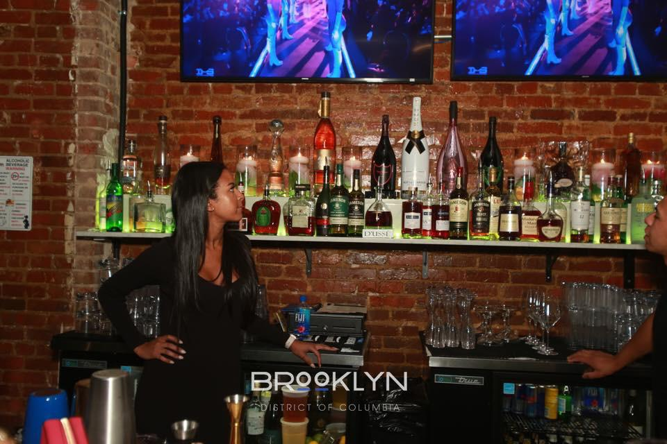 Fridays at Brooklyn on U bar