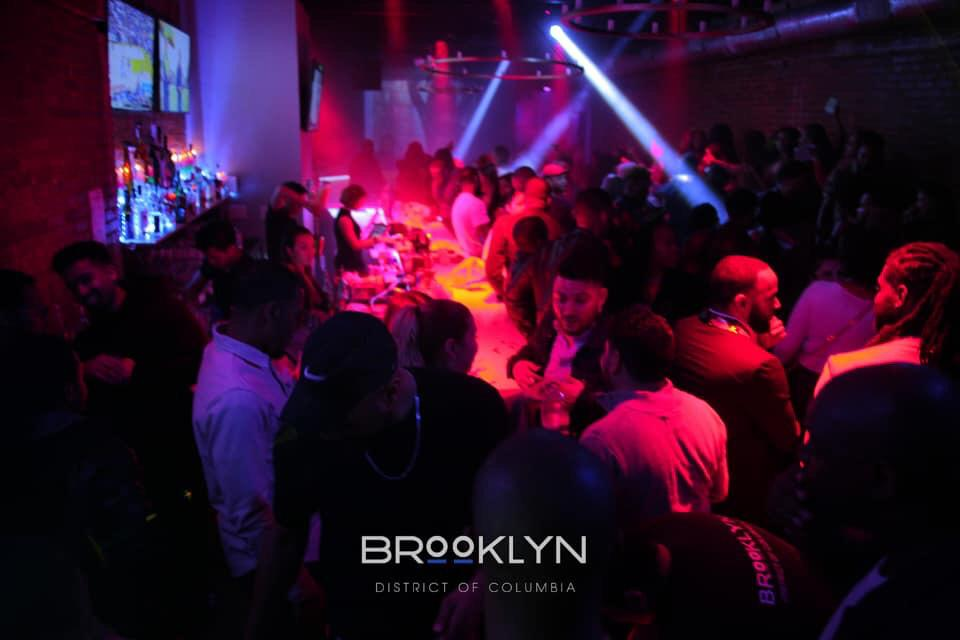 Fridays at Brooklyn on crowd