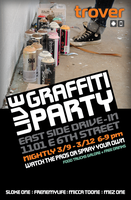 Party At Trover's Live Graffiti Gallery