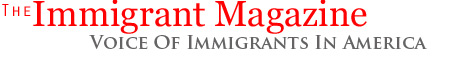 Immigrant Magazine logo