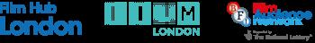 Film Hub London logos