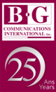 BG Communications logo