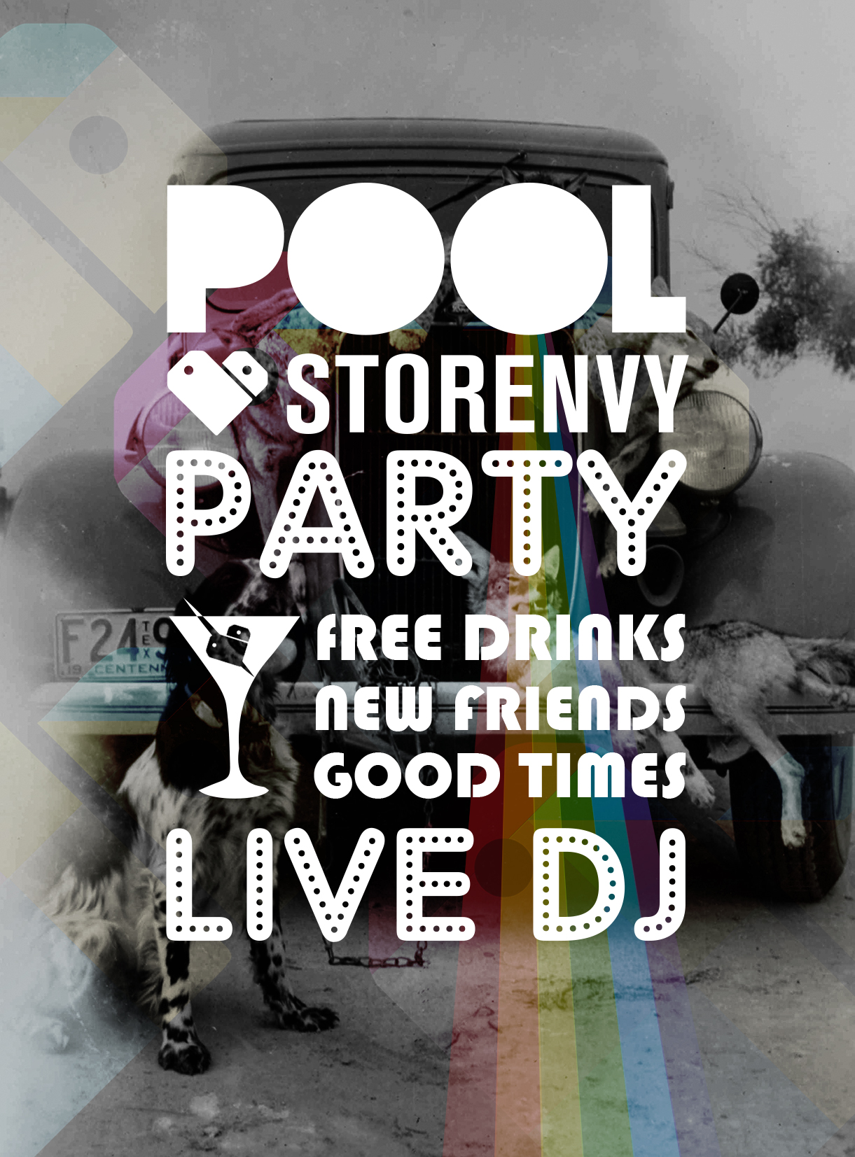 Storenvy x pool party tickets tue feb 18 2014 at 7 00 for Pool trade show las vegas