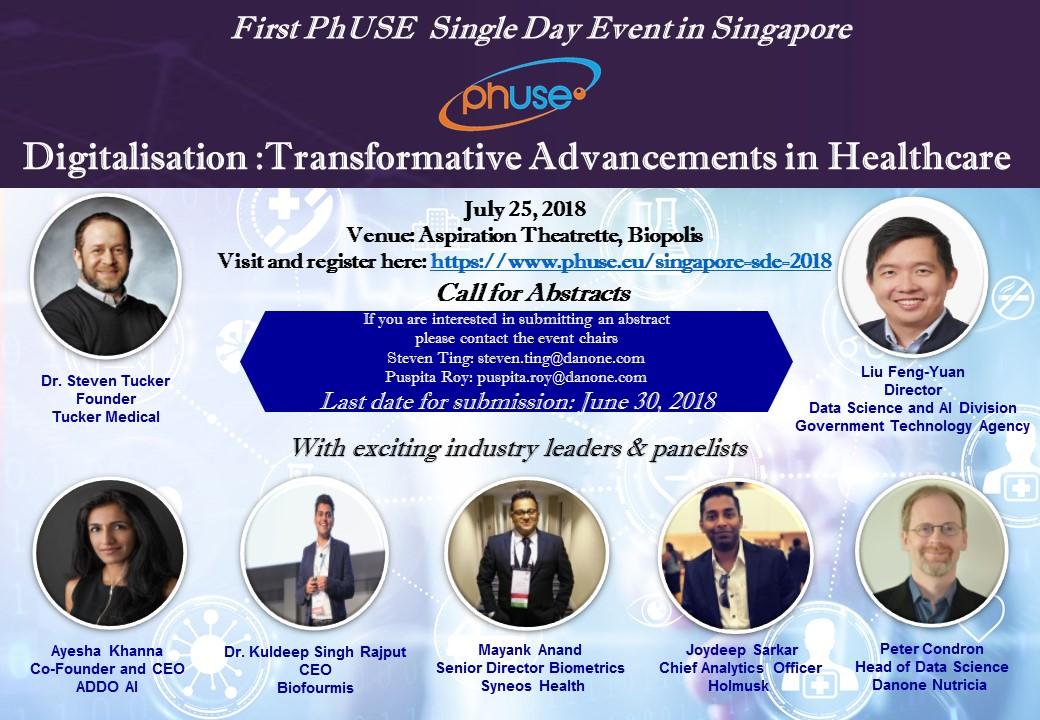 PhUSE Single Day Event