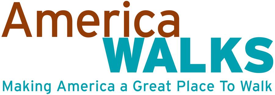 America Walks logo