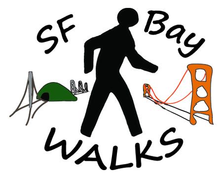 SF Bay Walks Logo