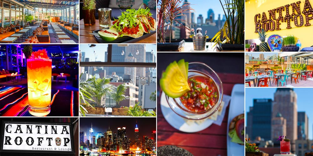 Cantina Rooftop New York City