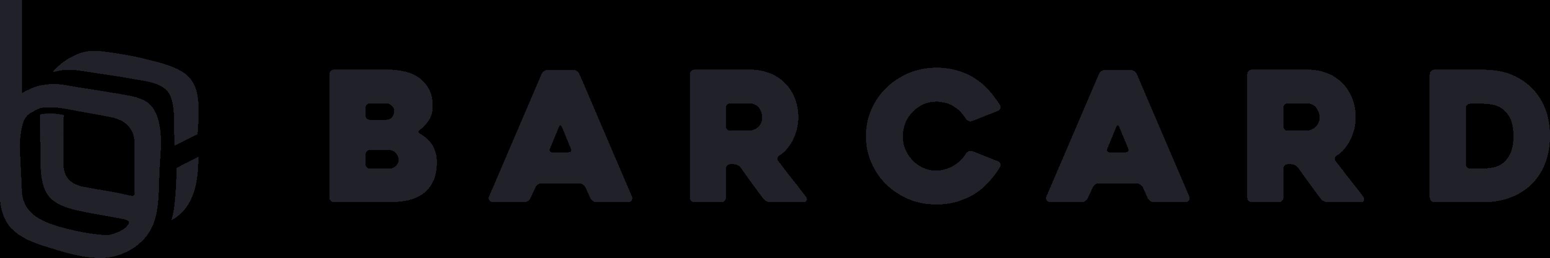 BarCard logo