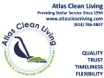Atlas Clean Living Logo