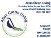Atlas Clean Living Logo